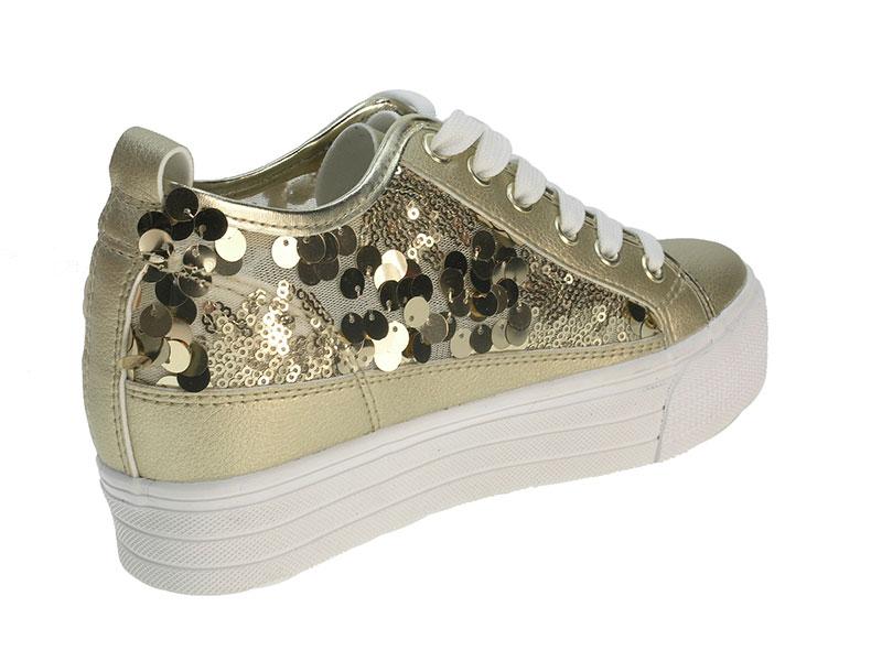 Sapato Casual C/ Cunha - 2160470