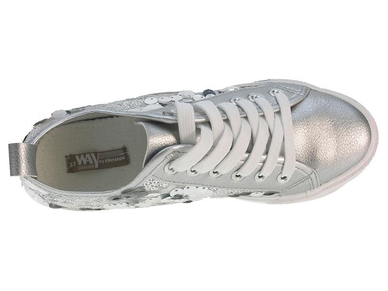 Sapato Casual C/ Cunha - 2160471