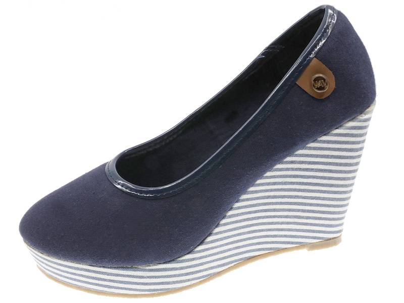 Sapato Casual C/ Cunha - 2172300