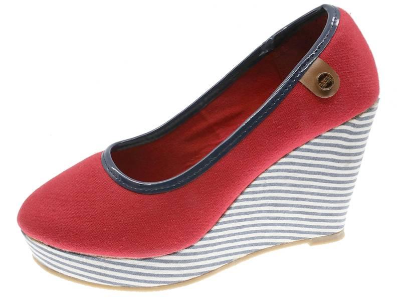 Sapato Casual C/ Cunha - 2172301